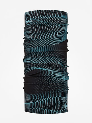 Buff Neckwarmer Original (glow waves black)
