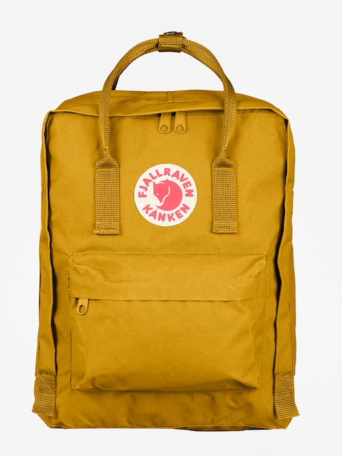 Fjallraven Backpack Kanken (ochra)