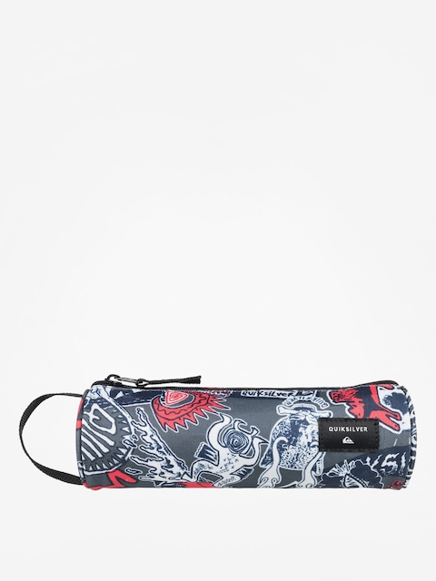 Quiksilver Pencil case Pencilo Print (iron gate)
