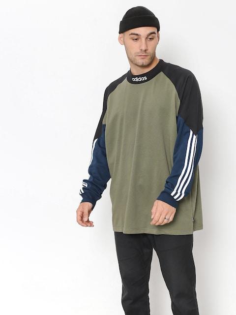 adidas Sweatshirt Goalie (base green/black/collegiate navy)