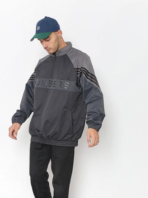 adidas Jacke Numberstop (black/grey five/carbon)
