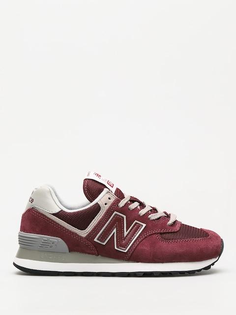 New Balance Schuhe 574 Wmn (burgundy)