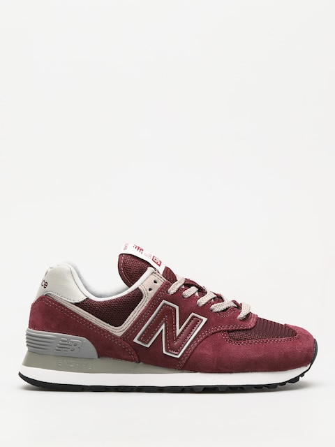 New Balance Shoes 574 Wmn (burgundy)