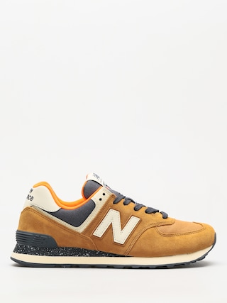 New Balance Shoes 574 (brown sugar)