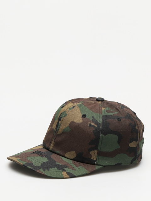 Vans Cap Mayfield Curved Bill Jockey (classic camo)