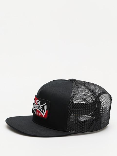 Vans Cap X Independent Snapback ZD (black)