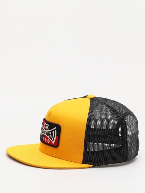 Vans Cap X Independent Snapback ZD (sunflower)