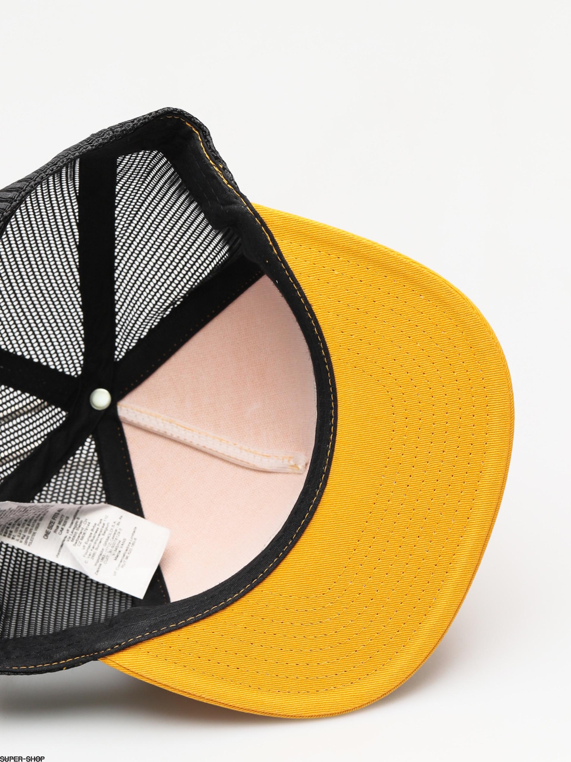 0036b990fd8 Vans Cap X Independent Snapback ZD (sunflower)