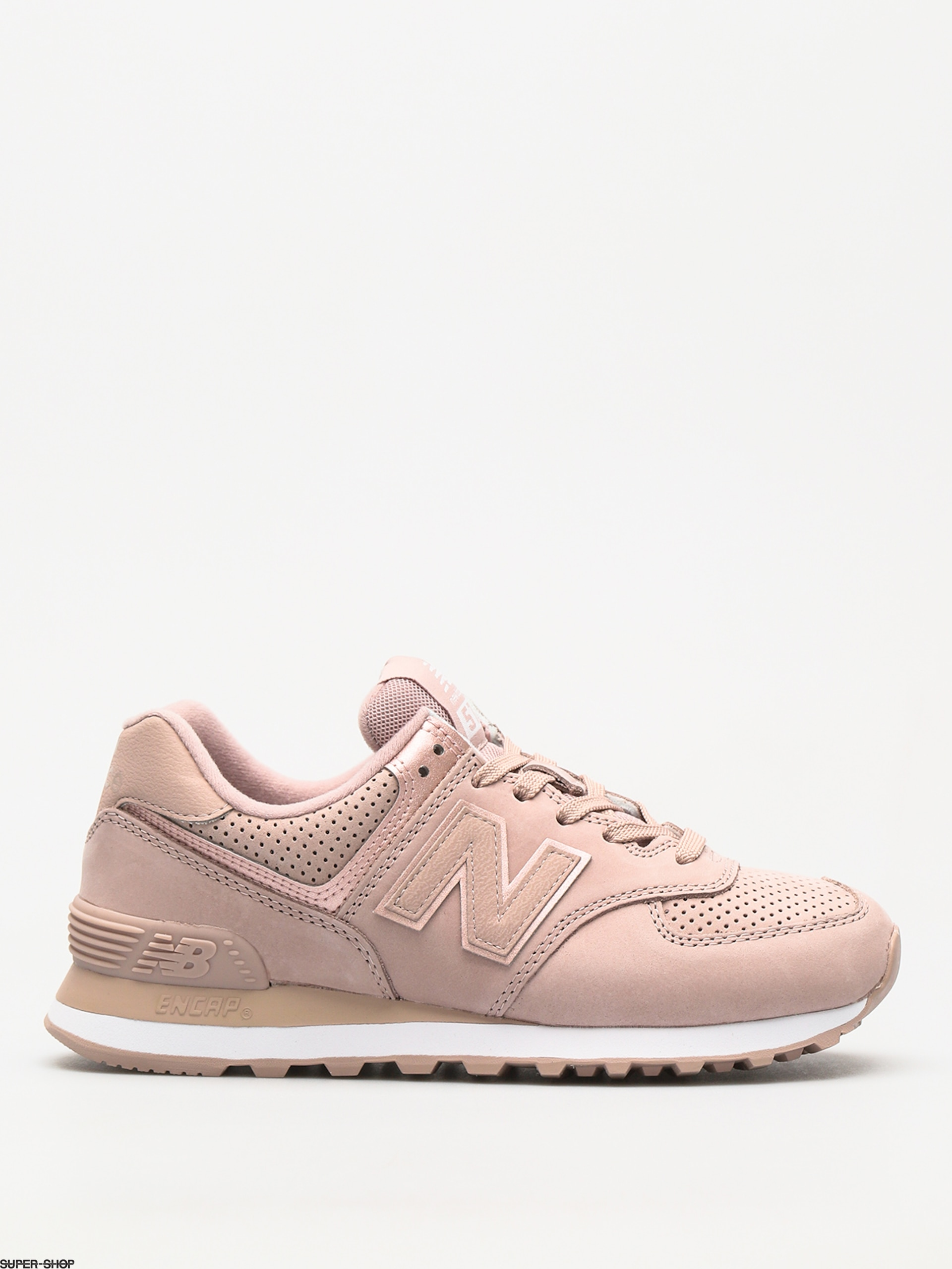 huge discount 85ee2 50f6c New Balance Schuhe 574 Wmn (au lait)