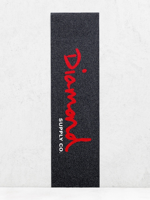 Diamond Supply Co. Grip Og Script (red)
