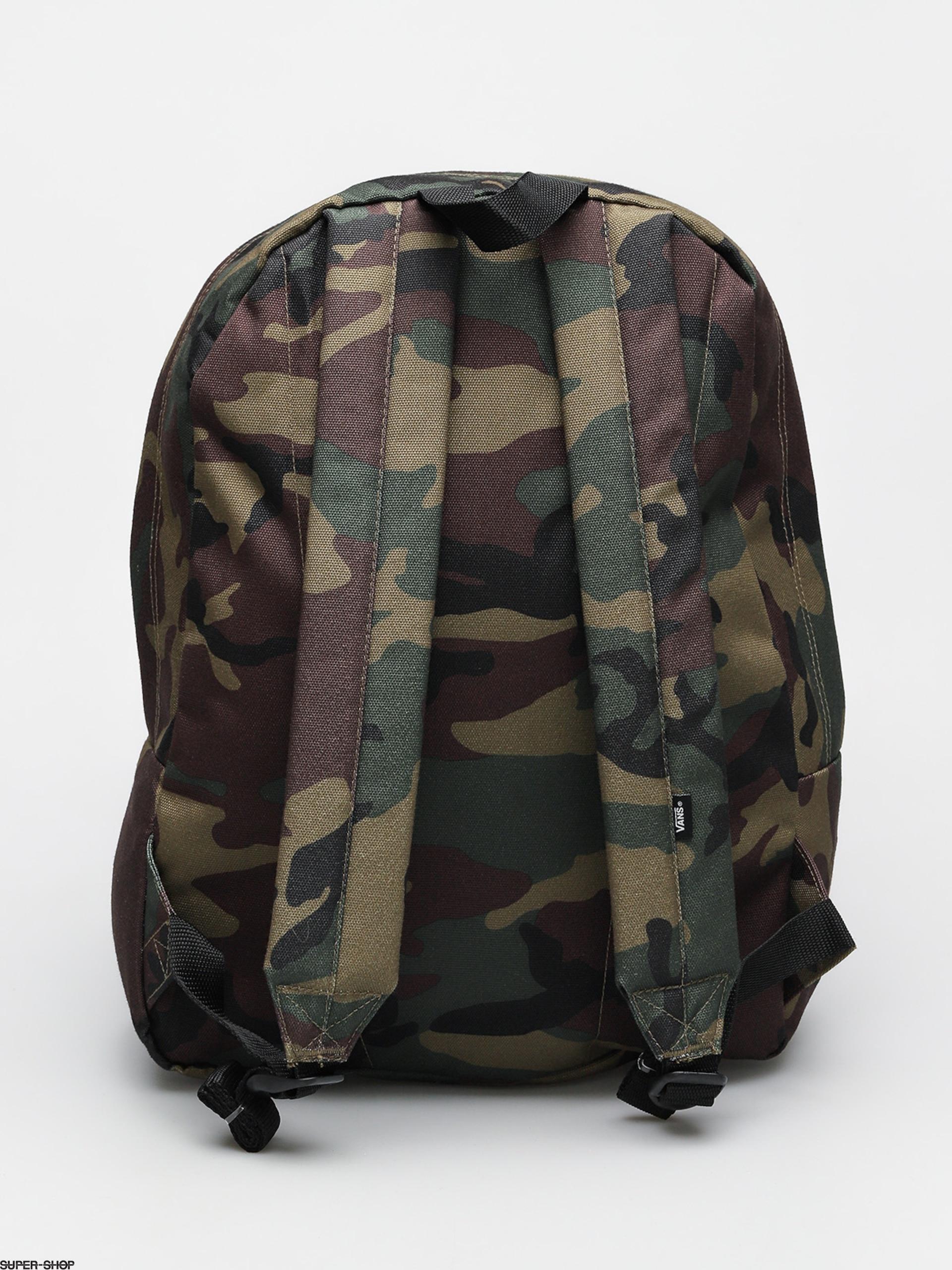Vans Backpack Old Skool Ii Classic Camo