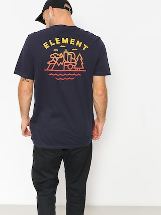 Element T-shirt Lens (eclipse navy)