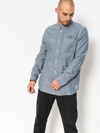 Element Shirt Curler (indigo)