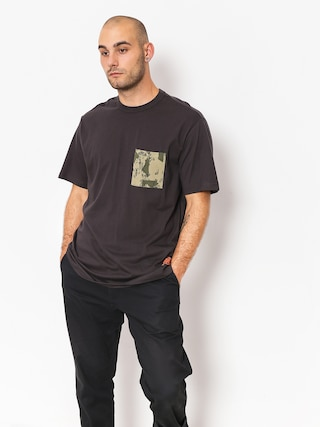 Element T-shirt Ea Knit (off black)