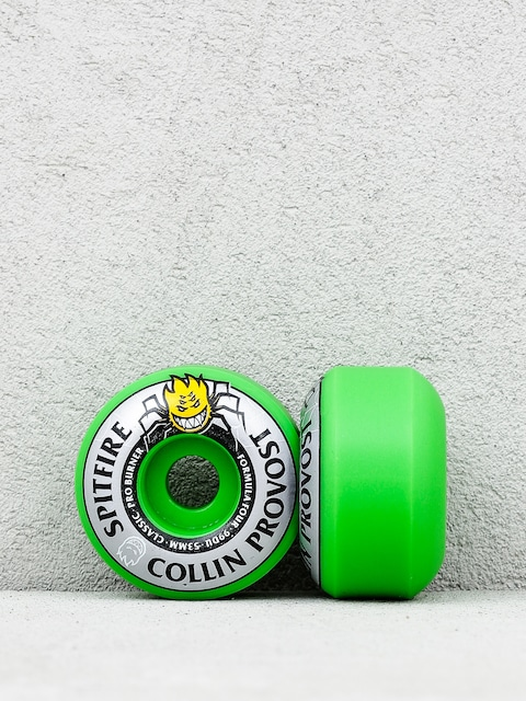 Spitfire Wheels Formula Four 99 Provost Burner (green)