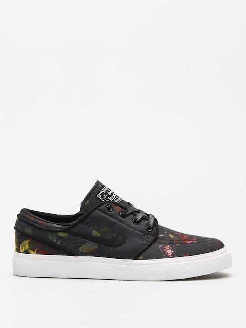Nike SB Schuhe Zoom Sb Stefan Janoski Canvas (multi color/black white gum light brown)