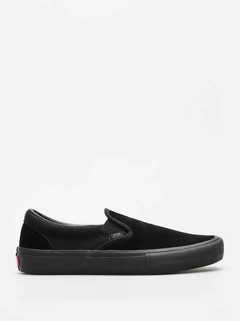 Vans Shoes Slip On Pro (blackout)