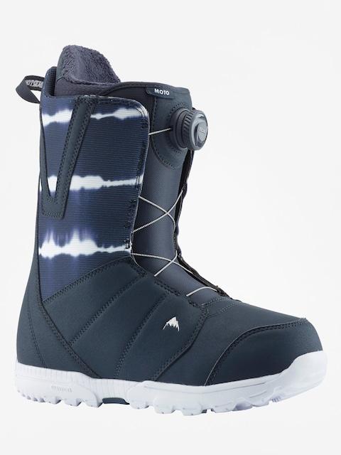 Burton Snowboard boots Moto Boa (midnite blue)