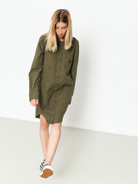 Vans Kleid Broadway Dress Wmn (grape leaf)