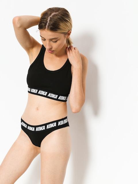 Koka Underwear Tape Wmn (black)
