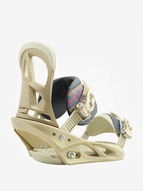 Burton Snowboard bindings Scribe Wmn (dusty rose)