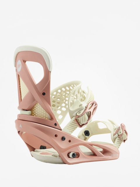 Burton Snowboard bindings Lexa Wmn (rose gold)