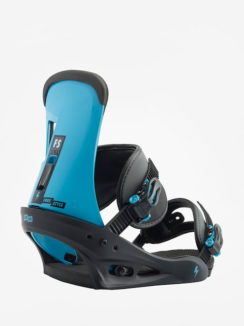 Burton Snowboard bindings Freestyle (cobalt blue)