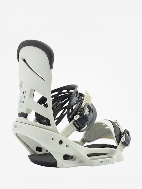 Burton Snowboardbindung Mission Est (bone)