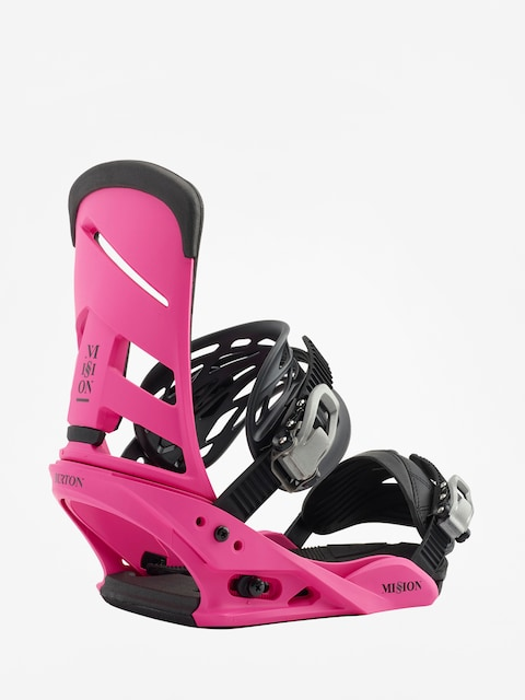 Burton Snowboard bindings Mission (pink)