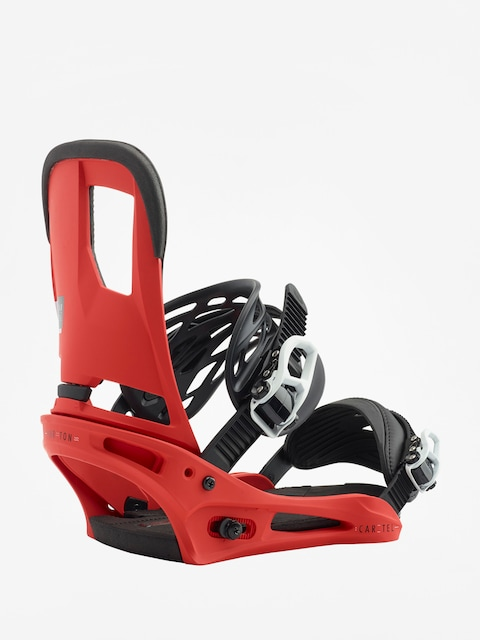 Burton Snowboard bindings Cartel (red)