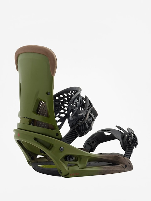 Burton Snowboard bindings Malavita Est (camp on green)