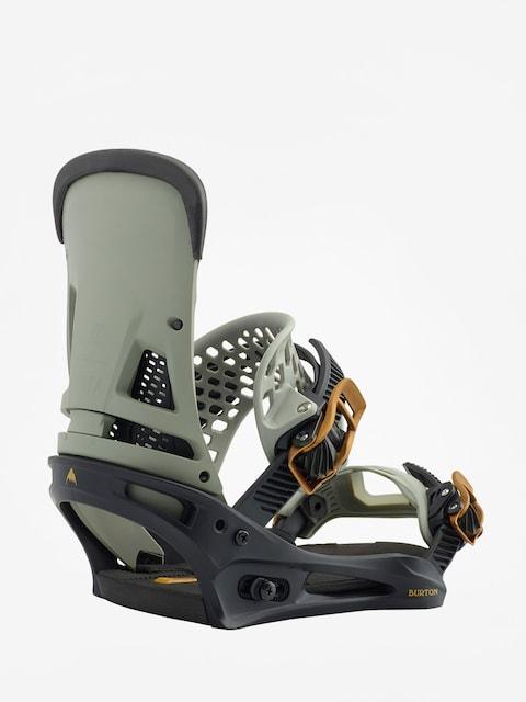 Burton Snowboard bindings Malavita (black/gray)