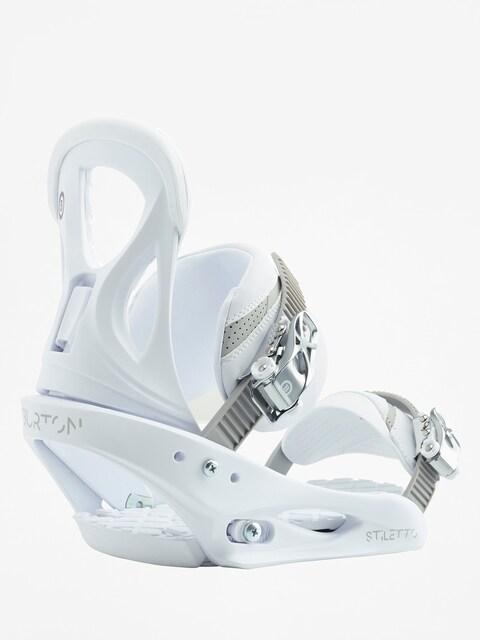 Burton Snowboardbindung Stiletto Wmn (blanca)