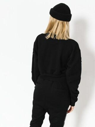Majors Sweatshirt Keept Crop Wmn (black)