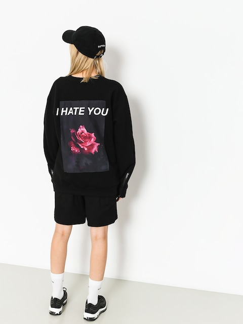 Majors Sweatshirt I Hate You II Wmn
