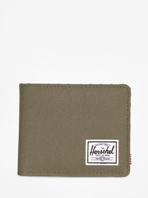Herschel Supply Co. Geldbörse Roy Rfid (ivy green/smoked pearl)
