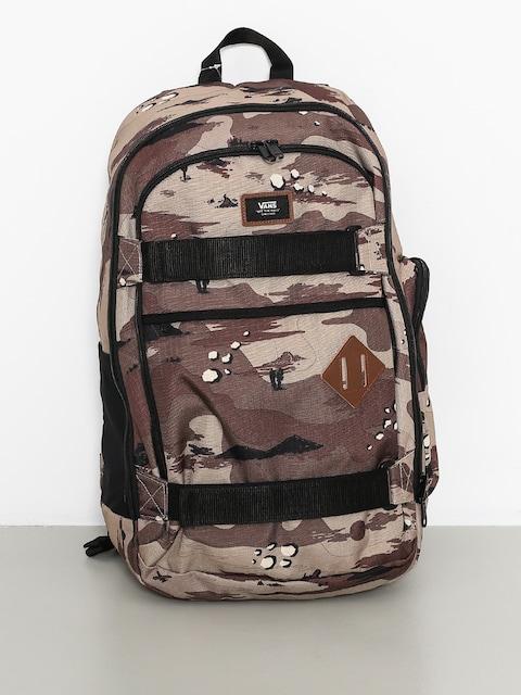 Vans Backpack Transient III Skatepack (storm camo)