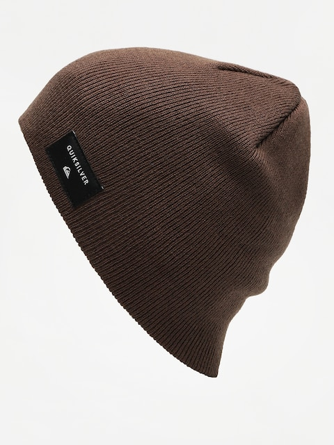Quiksilver Beanie Cushy Beanie (chocolate brown)