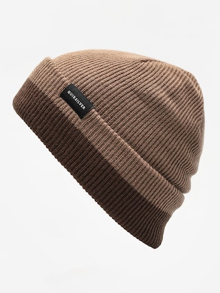 Quiksilver Beanie Performed Color Block 2 Beanie (chocolate brown)