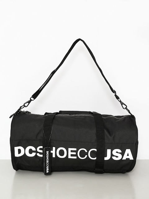 DC Travel bag Plunger Duffle (black)
