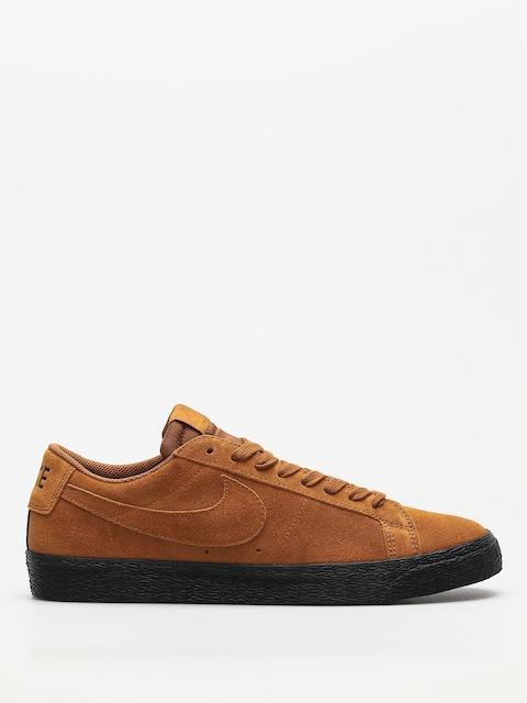 Nike SB Schuhe Sb Zoom Blazer Low (lt british tan/lt british tan black)