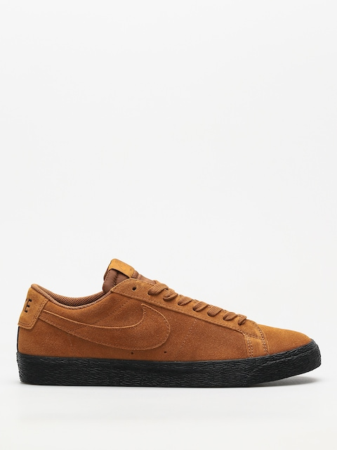 Nike SB Shoes Sb Zoom Blazer Low (lt british tan/lt british tan black)