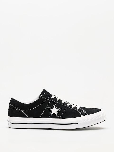 Converse Schuhe One Star 74 Ox (black/white/white)