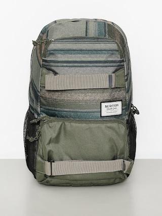 Burton Backpack Treble Yell (tusk stripe print)