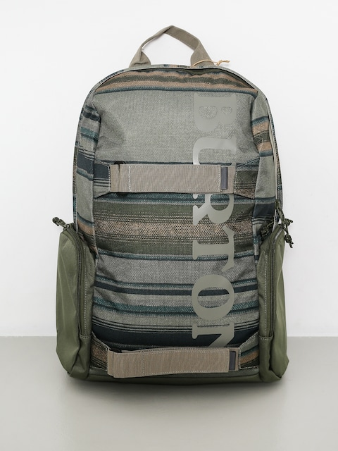 Burton Backpack Emphasis (tusk stripe print)
