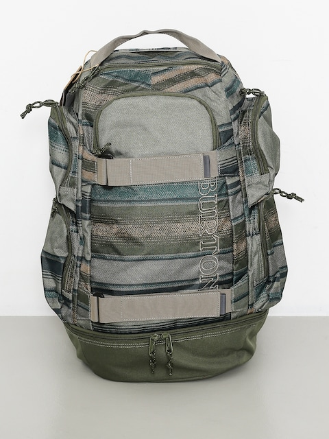 Burton Backpack Distortion (tusk stripe print)