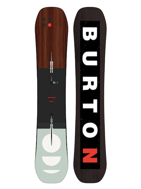 Burton Snowboard Custom (multi/red)