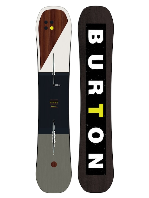 Burton Snowboard Custom (multi/yellow)