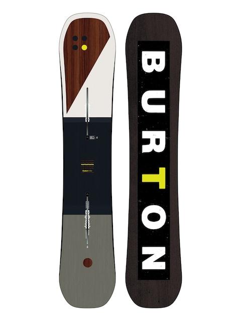 Burton Snowboard Custom Flying V (multi/yellow)