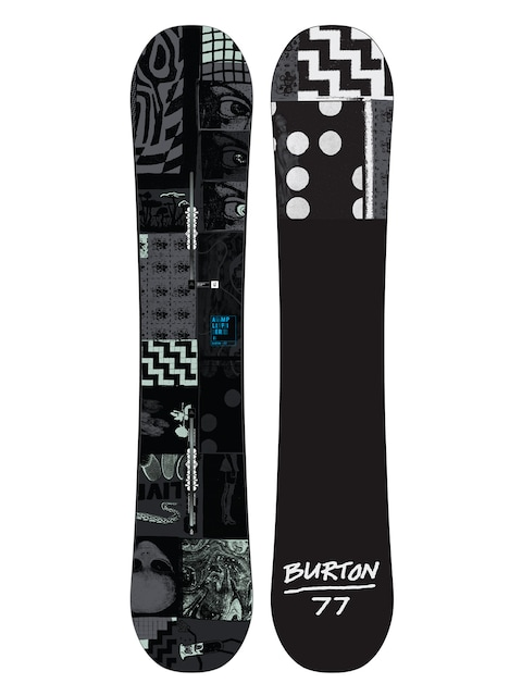 Burton Snowboard Amplifier (multi)